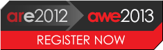 AWE 2013 Registration is Open!