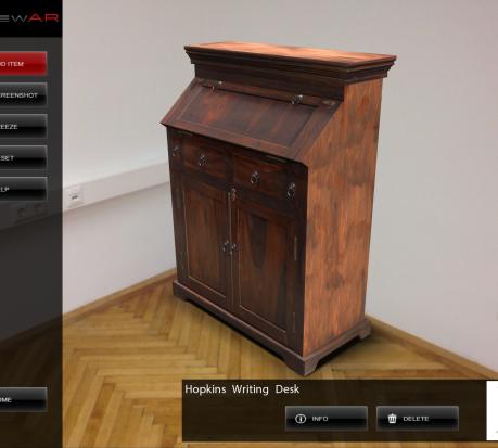 Interior ViewAR App