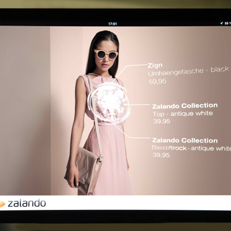 Zalando Fashion Concept Car