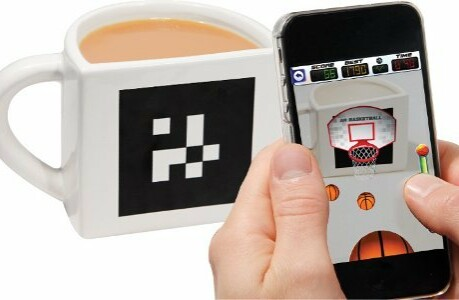 AR Basketball mug (by Paladone)