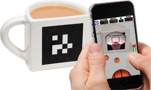 AR Basketball mug (by Paladone)