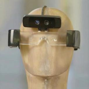Retrospective Exhibition of Augmented Reality Eyewear at AWE 2013