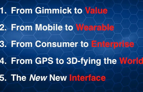 Top 5 Trends to Experience at AWE 2014