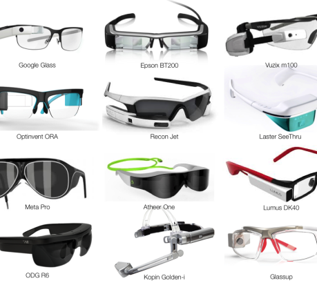 Smart Glasses Report Predicts 1 Billions Shipments by 2020
