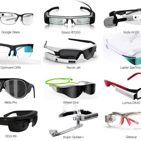 Smart Glasses Report Predicts 1 Billions Shipments by 2020