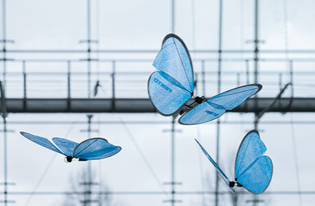 "Sci-Fi Fridays: Could these giant butterfly drones make ""Mothra"" a reality?"