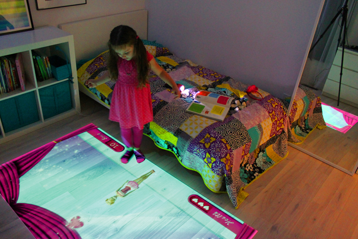 Sci-Fi Friday: Meet Lumo, the Interactive Projector