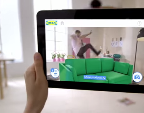 If you jump on a virtual couch does it hurt? Looking back at 2014 Auggie Best Campaign winner
